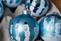 Christmas 2) Christmas Ornaments / by Shelli Brocious