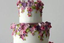 Cakes ( Wedding ) <3 / by Shelli Brocious