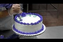""""""" Cake Decorating """" / by Shelli Brocious"""