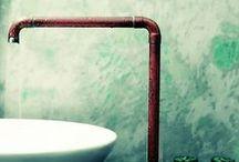 Bathroom- Ystafell Ymolchi / Inspiring bathrooms