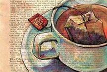 Drinks: Tea... / Tea, hot water