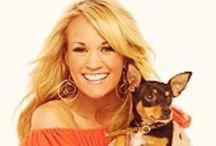 Carrie Underwood / by Kylena Branan