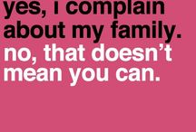 ᑫᑌOTEᔕ: Family... / Family