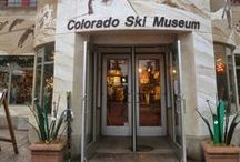 Colorado Ski Museum / Vail, Colorado.  Visited January 30, 2015. $2 Suggested donation.  Website: http://www.skimuseum.net/ twitter: https://twitter.com/ColoSkiMuseum