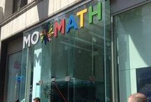 Museum of Math / Visited June 7, 2014, Admission: $15, Website: http://momath.org/ Twitter: https://twitter.com/momath1
