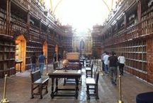 Biblioteca Palafoxiana / Visited August 1, 2014, Admission 25 pesos, website: http://www.mexicoescultura.com/recinto/64698#.VNWN4WTF9j9 twitter: @MexicoesCultura