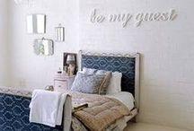 Bedroom - Ystafell Gwely / Inspiring bedrooms