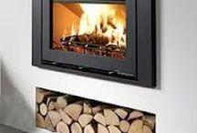 Log Burner / Fireplace / Ideas