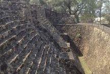 Zona Arqueológica Teopanzolco / Zona Arqueológica Teopanzolco