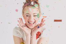 Happy Confetti / by OgenBlikken fotografie