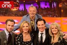 ℬᵉᶰᵉᵈᶤᶜᵗ ८ᵘᵐᵇᵉʳᵇᵃᵗᶜʰ on Ꮆʳᵃʰᵃᵐ / Benedict Cumberbatch in the Graham Norton show trough the years!!
