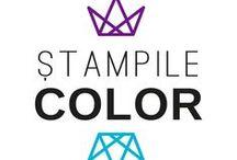 Stampile Color: Datiere / Stampile Color: Datiere
