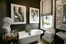 P E R S O N A L S P A / Bathrooms, powder rooms, fixtures and spaces / by Bruce Bailey