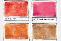 Vaikuttavat värit