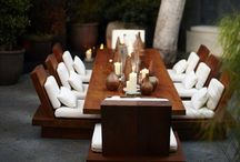 Outdoor Spaces / Outdoors / by Tinera Loves