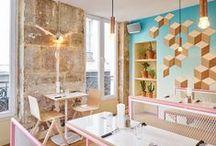 Restaurants/Cafes / by Sarah Shriber
