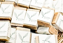 Eco Wedding Favours / Anything from handmade jams to succulents for your guests to take home and plant in their own gardens. If the favour is eco friendly, you will find it here.  / by Eco Brides Magazine