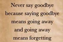 Favorite Quotes / by Karla Gonzalez