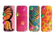 Get Inspired! / Here we will show you some pics of beautiful creations made with ProNails products. Nail art rules!