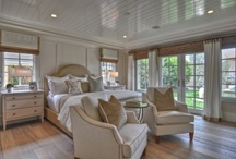 Home: Master + Guest Bedrooms
