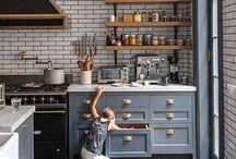Home: Kitchens + Pantries