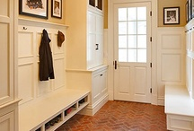 Home: Mudrooms + Laundry