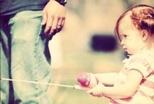 Little Ones: Being Super Mom + Dad