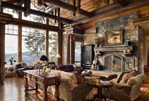 mountain home / by J S