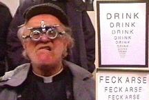 Drink! Drink! Drink! Drrrrrink! / by Mike Saunders