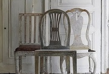 painted furniture / by J S