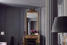 WALLS, WINDOWS, FRAMES / by Nuance Salon