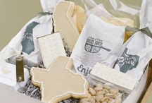 Welcome Gifts & Favors / Pleasant surprises to start weddings off right.
