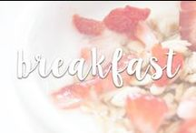 breakfast / Delicious morning meals, breakfast ideas, and recipes perfect for brunch.