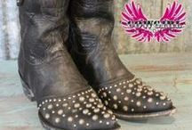 Boots / by Cowgirl Clad Company