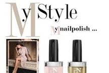 Fashion Fridays with ProNails / Matching your nail polish to your outfit...? We like matching your outfit to your nail polish even more! ;) A new idea weekly over here! If you need more information, you can find it at http://blog.pronails.com/!