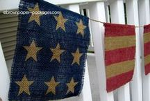 Holiday: 4th of July / Sewing, quilting and yarn crafts to celebrate America's Independence Day.
