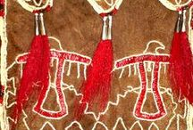 Native American basketry, beadwork, quillwork, traditional recipes... and more