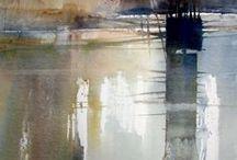 Art...Contemporary Landscapes / by Lee Anne La Forge