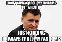 Moffat Madness / With a bit of Mark Gatiss and other TV/film writers I admire