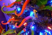 Tentacle Christmas Tree / by Sara Cook