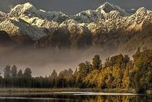 New Zealand / Otherwise known as Middle Earth