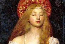 Pre-Raphaelite / by Cher Reynolds