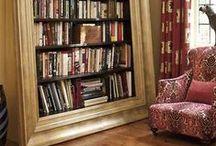 Bookshelves! / Wherever shall I put all these books???