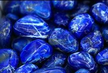 GEMSTONES: LAPIS LAZULI / Discover our selection of beautiful Lapis Lazuli jewellery!