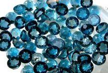 Gemstones: London Blue Topaz / by Astley Clarke