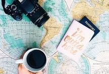 Bucket List | Travel Tips & Travel Hacks / If you're doing some international travel, road trips, or just finding budget ideas, use this board to discover travel tips that will help you travel smart. Whether it's finding travel hacks to find airplane deals, or how to travel long flights comfortably or how to pack in a way that saves space, this space is for you