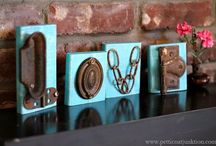 DIY and Crafty Stuff / by Kimberly Caldwell