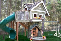 playhouse/campers / by Natalie Smith Kiser