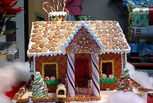 Gingerbread Houses / by Marlene Roney