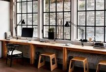 + Creative Workspaces  + / Works space ideas to inspire.